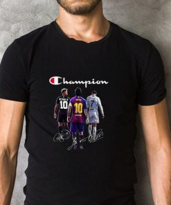 Official Champion Neymar Jr Lionel Messi Cristiano Ronaldo Signatures shirt 2 1 247x296 - Official Champion Neymar Jr Lionel Messi Cristiano Ronaldo Signatures shirt