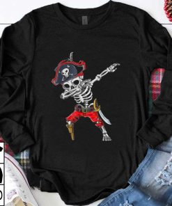 Official Dabbing Skeleton Pirate Halloween Kids Jolly Roger shirt 1 1 247x296 - Official Dabbing Skeleton Pirate Halloween Kids Jolly Roger shirt