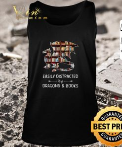 Official Easily distracted by dragons and books shirt 2 1 247x296 - Official Easily distracted by dragons and books shirt