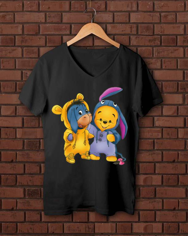 Official Eeyore And Pooh Winnie The Pooh shirt Kutee Boutique