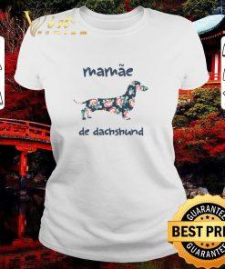 Official Floral mamae de dachshund shirt 2 1 247x296 - Official Floral mamae de dachshund shirt