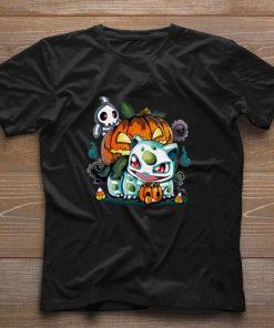 Official Fushigidane Dia De Los Bulbos Halloween shirt 1 1 247x296 - Official Fushigidane Dia De Los Bulbos Halloween shirt