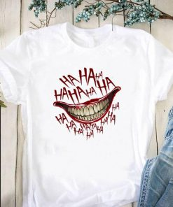 Official Hahaha Joker Smile shirt 1 1 247x296 - Official Hahaha Joker Smile shirt