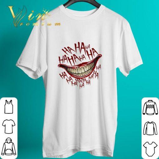 Official Hahaha Joker Smile shirt 2 1 510x510 - Official Hahaha Joker Smile shirt
