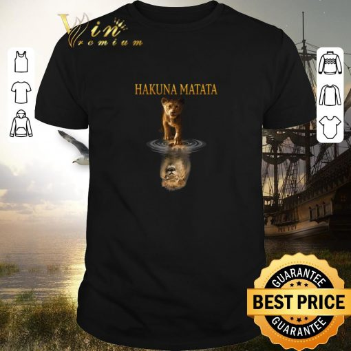 Official Hakuna Matata Simba reflection Mufasa The Lion King 2019 shirt sweater 2019 1 1 510x510 - Official Hakuna Matata Simba reflection Mufasa The Lion King 2019 shirt sweater 2019