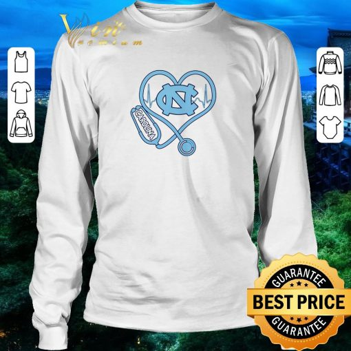 Official Heartbeat Nurse love North Carolina Tar Heels shirt 3 1 510x510 - Official Heartbeat Nurse love North Carolina Tar Heels shirt