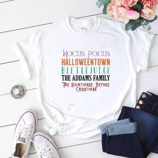 Official Hocus Pocus Halloweentown Beetlejuice The Addams Family shirt 1 1 510x510 - Official Hocus Pocus Halloweentown Beetlejuice The Addams Family shirt