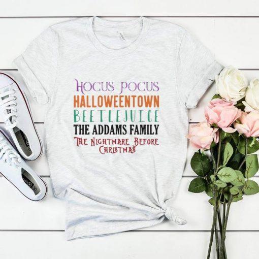 Official Hocus Pocus Halloweentown Beetlejuice The Addams Family shirt 2 1 510x510 - Official Hocus Pocus Halloweentown Beetlejuice The Addams Family shirt