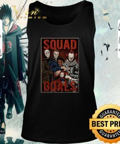 Official Horror Movies Characters Squad Goals shirt 2 1 247x296 - Official Horror Movies Characters Squad Goals shirt