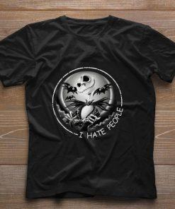 Official Jack Skellington I hate people shirt 1 1 247x296 - Official Jack Skellington I hate people shirt