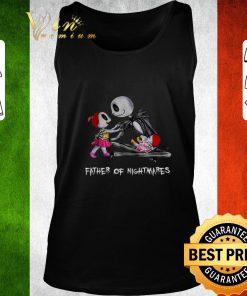 Official Jack Skellington two girl father of nightmares shirt 2 1 247x296 - Official Jack Skellington two girl father of nightmares shirt