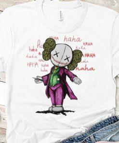Official Jokaws Kaws And Joker Haha shirt 1 1 247x296 - Official Jokaws - Kaws And Joker Haha shirt