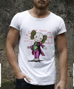 Official Jokaws Kaws And Joker Haha shirt 2 1 247x296 - Official Jokaws - Kaws And Joker Haha shirt
