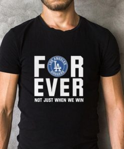 Official Los Angeles Dodgers Forever Not Just When We Win shirt 2 1 247x296 - Official Los Angeles Dodgers Forever Not Just When We Win shirt