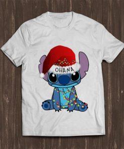 Official Ohana Stitch Disney Christmas Light shirt 1 1 247x296 - Official Ohana Stitch Disney Christmas Light shirt