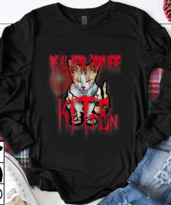 Official Scary Halloween We All Meow Down Here Kitten Cat shirt 1 1 247x296 - Official Scary Halloween We All Meow Down Here Kitten Cat shirt