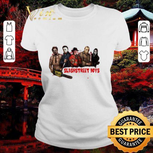 Official Slashstreet Boys horror movie characters shirt 2 1 510x510 - Official Slashstreet Boys horror movie characters shirt