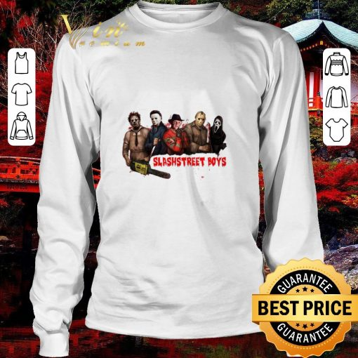Official Slashstreet Boys horror movie characters shirt 3 1 510x510 - Official Slashstreet Boys horror movie characters shirt