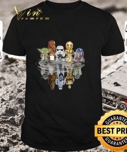 Official Star Wars characters chibi reflection water mirror shirt 1 1 247x296 - Official Star Wars characters chibi reflection water mirror shirt