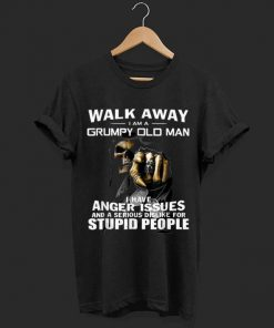 Official Walk Away I Am Grumpy Old I Have Anger Issues shirt 1 1 247x296 - Official Walk Away I Am Grumpy Old I Have Anger Issues shirt