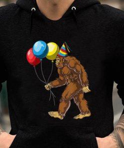 Original Bigfoot It s My Birthday Kids Boys Sasquatch Party shirt 2 1 247x296 - Original Bigfoot It's My Birthday Kids Boys Sasquatch Party shirt
