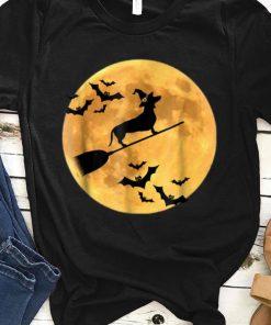 Original Dachshund Witch Dog Halloween Moon Broomstick Broom shirt 1 1 247x296 - Original Dachshund Witch Dog Halloween Moon Broomstick Broom shirt