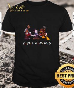 Original Friends horror movie characters Mickey Mouse universe shirt 1 1 247x296 - Original Friends horror movie characters Mickey Mouse universe shirt