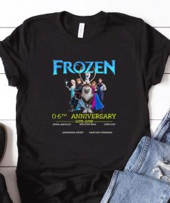 Original Frozen 06th anniversary 2013 2019 shirt 1 1 247x296 - Original Frozen 06th anniversary 2013-2019 shirt