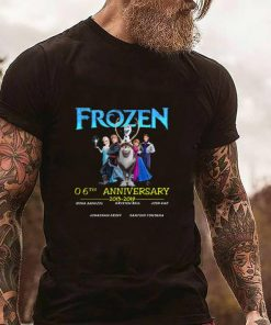 Original Frozen 06th anniversary 2013 2019 shirt 2 1 247x296 - Original Frozen 06th anniversary 2013-2019 shirt
