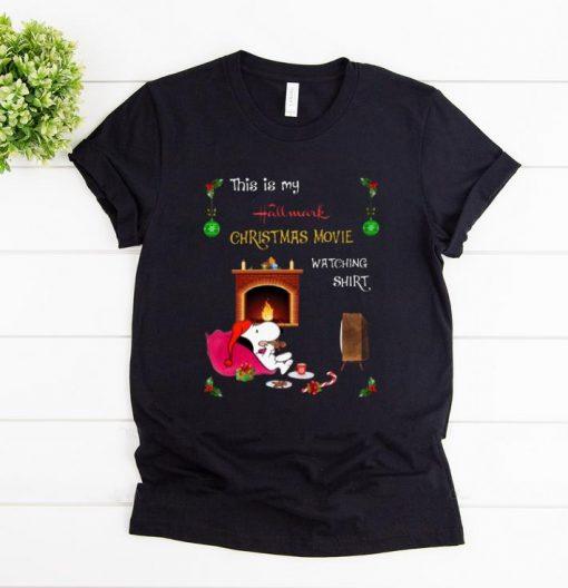 Original This Is My Hallmark Christmas Movie Watching Snoopy shirt 1 1 510x528 - Original This Is My Hallmark Christmas Movie Watching Snoopy shirt