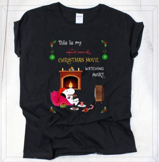 Original This Is My Hallmark Christmas Movie Watching Snoopy shirt 2 1 510x519 - Original This Is My Hallmark Christmas Movie Watching Snoopy shirt