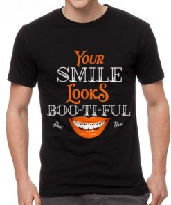 Original Your Smile Looks Boo Ti Ful Dental Hygienist Halloween shirt 2 1 247x296 - Original Your Smile Looks Boo-Ti-Ful Dental Hygienist Halloween shirt