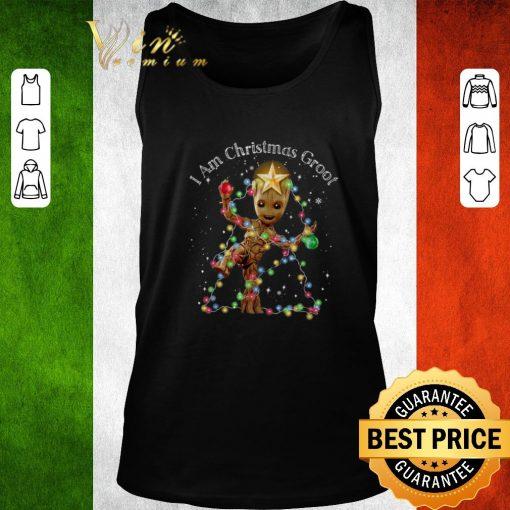 Premium I Am Christmas Groot Christmas Lights shirt 2 1 510x510 - Premium I Am Christmas Groot Christmas Lights shirt