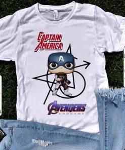 Premium Marvel Avengers Endgame Captain America Chibi shirt 1 1 247x296 - Premium Marvel Avengers Endgame Captain America Chibi shirt