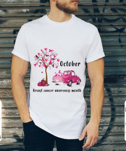 Premium Pumpkin And Truck October Breast Cancer Awareness Month shirt 2 1 247x296 - Premium Pumpkin And Truck October Breast Cancer Awareness Month shirt