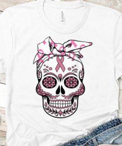 Premium Sugar Skull Pink Ribbon Day Of The Dead Breast Cancer Awareness shirt 2 1 247x296 - Premium Sugar Skull Pink Ribbon Day Of The Dead Breast Cancer Awareness shirt