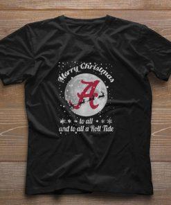 Pretty Alabama Crimson Tide Merry Christmas to all and to all Roll Tide shirt 1 1 247x296 - Pretty Alabama Crimson Tide Merry Christmas to all and to all Roll Tide shirt