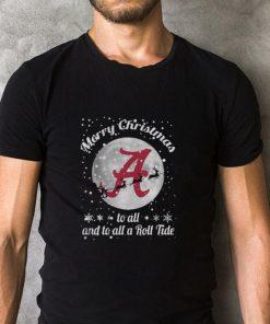 Pretty Alabama Crimson Tide Merry Christmas to all and to all Roll Tide shirt 2 1 247x296 - Pretty Alabama Crimson Tide Merry Christmas to all and to all Roll Tide shirt