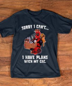 Pretty Deadpool Sorry I Can t I Have Plans With My Cat shirt 1 1 247x296 - Pretty Deadpool Sorry I Can't I Have Plans With My Cat shirt