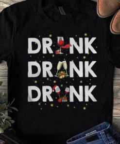 Pretty Drink Drank Drunk Christmas Wine shirt 1 1 247x296 - Pretty Drink Drank Drunk Christmas Wine shirt