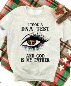 Pretty Eye I Took A Dna Test And God Is My Father Christian shirt 1 1 247x296 - Pretty Eye I Took A Dna Test And God Is My Father Christian shirt