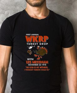 Pretty First annual wkrp Turkey drop with les nessman november 22 1978 shirt 2 1 247x296 - Pretty First annual wkrp Turkey drop with les nessman november 22 1978 shirt