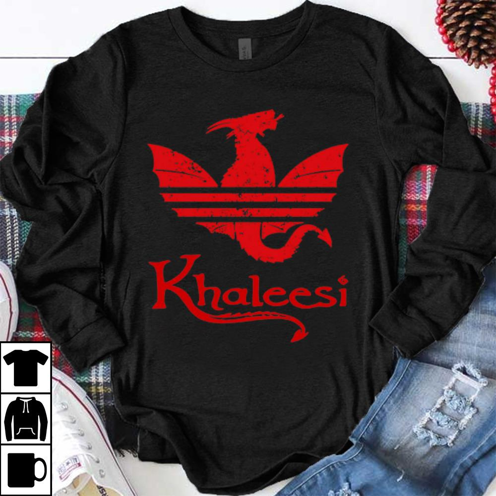 piloto Prefijo Detenerse  Pretty Game Of Thrones Adidas Khaleesi shirt - Kutee Boutique