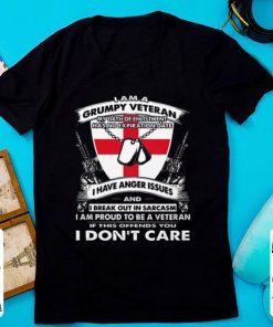 Pretty I Am A Grumpy Veteran My Oath Of Enlistment Has No Expiration Date shirt 1 1 247x296 - Pretty I Am A Grumpy Veteran My Oath Of Enlistment Has No Expiration Date shirt