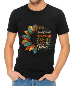 Pretty I Became A School Counselor Because Your Life Is Worth Time shirt 2 1 247x296 - Pretty I Became A School Counselor Because Your Life Is Worth Time shirt