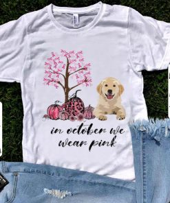 Pretty In October We Wear Pink Breast Cancer Awareness Dog Lover shirt 1 1 247x296 - Pretty In October We Wear Pink Breast Cancer Awareness Dog Lover shirt