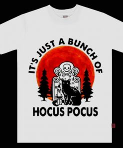 Pretty It s Just A Bunch Of Hocus Pocus Halloween Black Cat shirt 1 1 247x296 - Pretty It's Just A Bunch Of Hocus Pocus Halloween Black Cat shirt