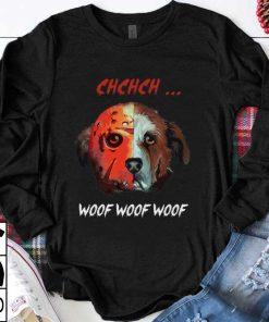 Pretty Jason Voorhees Shih Tzu Chchch Woof Woof Woof shirt 1 1 247x296 - Pretty Jason Voorhees Shih Tzu Chchch Woof Woof Woof shirt