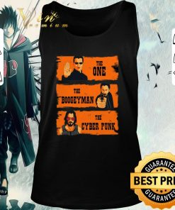 Pretty John Wick The One The Boogeyman The Cyber Punk shirt 2 1 247x296 - Pretty John Wick The One The Boogeyman The Cyber Punk shirt