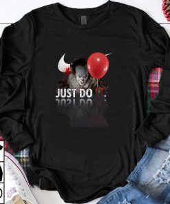 Pretty Just Do It Nike Pennywise shirt 1 1 1 247x296 - Pretty Just Do It Nike Pennywise shirt